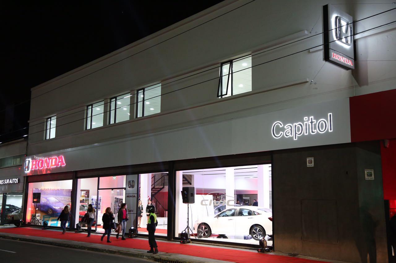Concesionario Honda en Argentina